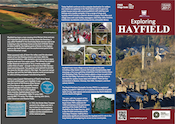 Hayfield visitor's leaflet