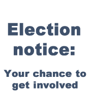 Election notice